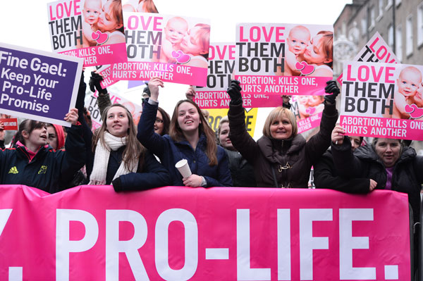 The Inherent Violence of Pro-Life Rhetoric