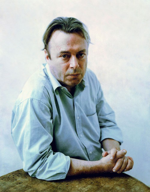 Hitchens at the Horns of the Altar