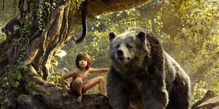 "Movie Review: ""The Jungle Book"" (2016)"