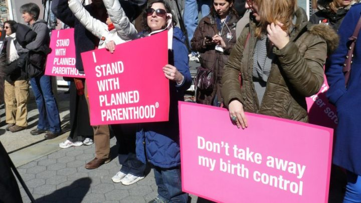 How the Internet Rescued Planned Parenthood