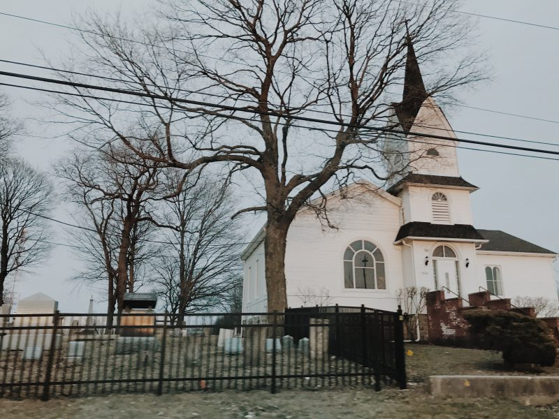 Churchyard Faithfulness