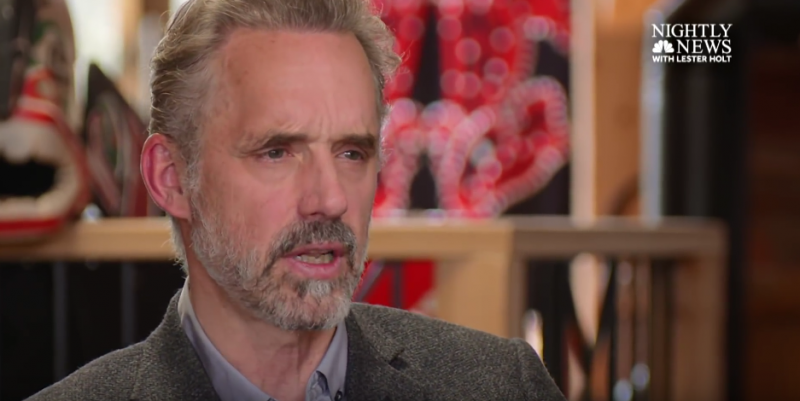 Is the Jordan Peterson Phenomenon Really About Angry Young Men?